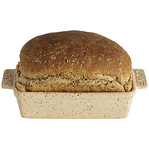 Lakeland Unglazed Earthenware Loaf Pan