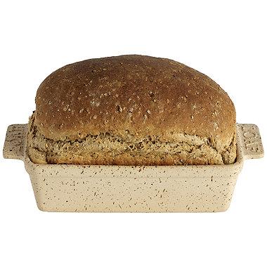 Unglazed Earthenware Loaf Pan