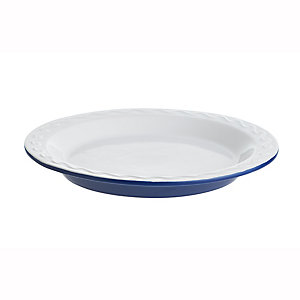 Rosemary Shrager Round Pie Plate