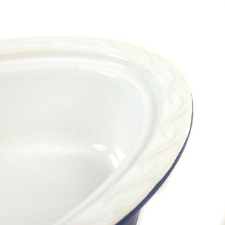 Rosemary Shrager Oval Pie Dish alt image 2