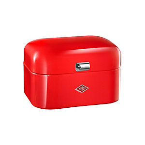 Wesco® Single Grandy Bread Bin, Red