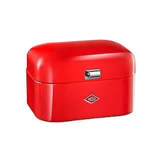 Wesco® Single Grandy Bread Bin, Red