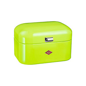 Wesco® Single Grandy Bread Bin, Lime