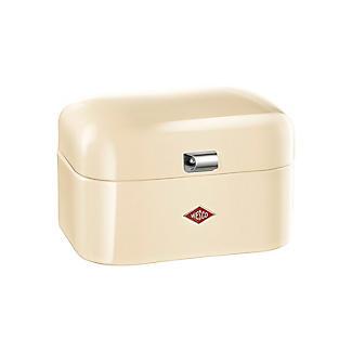 Wesco® Single Grandy Bread Bin, Almond