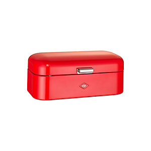 Wesco® Grandy Bread Bin, Red