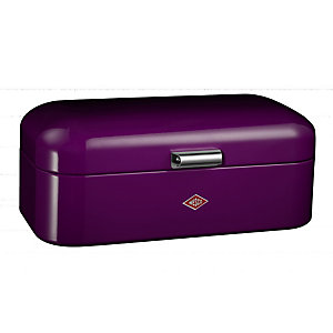 Wesco® Grandy Bread Bin, Purple
