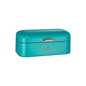 Wesco® Grandy Bread Bin, Turquoise