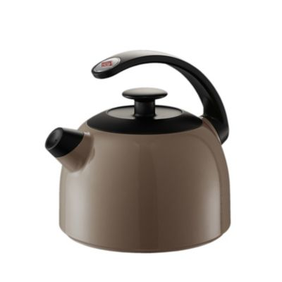 Wesco&174 Whistling Kettle Grey