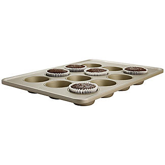 OXO Good Grips® Non-Stick Pro 12-Cup Muffin Tin alt image 2