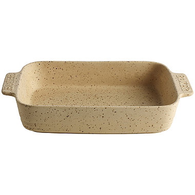 Lakeland Unglazed Earthenware Rectangular Baker