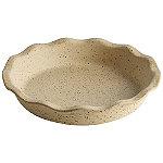 Lakeland Unglazed Earthenware Fluted Pie Dish