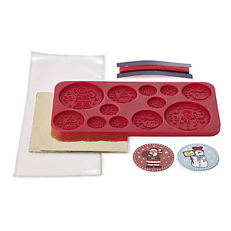 Make-Your-Own Chocolate Coins Kit alt image 2