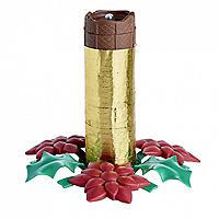 Form für Adventskerze aus Schokolade von Lakeland