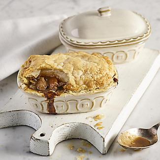 2 Mini Pie Casserole Dishes alt image 2