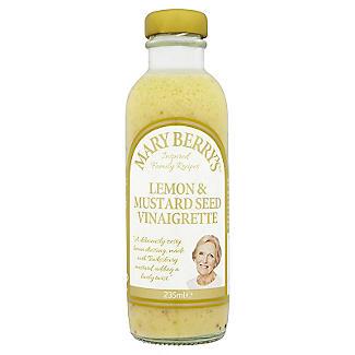 Mary Berry's® Lemon & Mustard Seed Vinaigrette