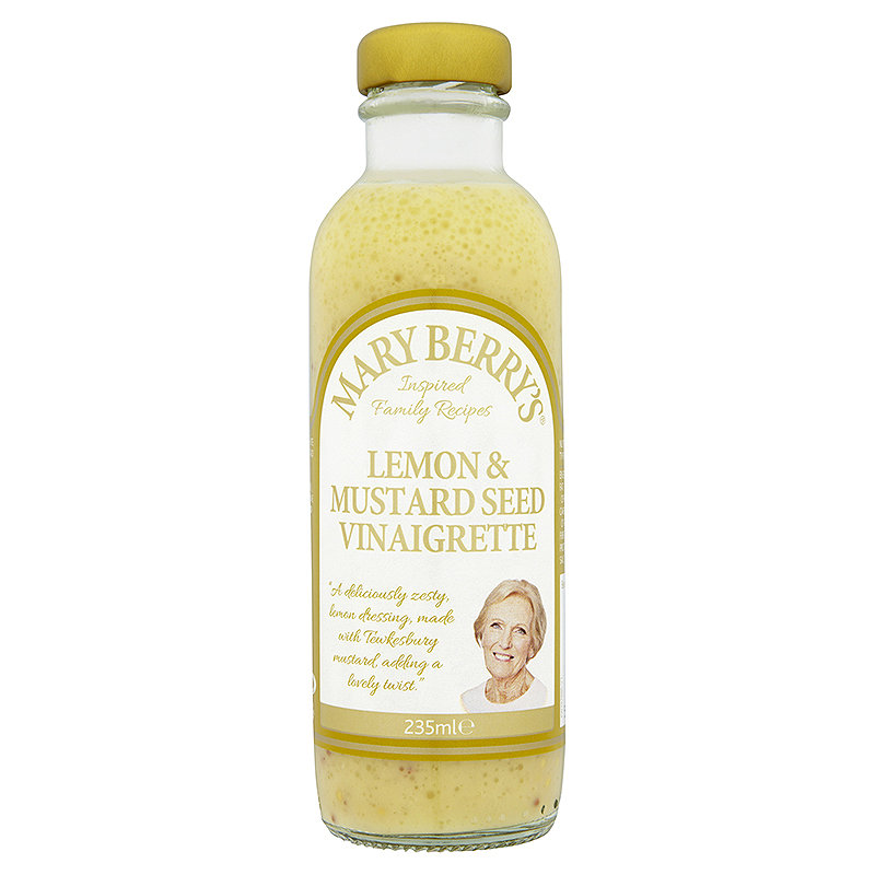 Mary Berry's® Lemon & Mustard Seed Vinaigrette