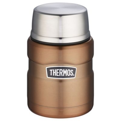 Thermos&174 King Small Copper Food Flask