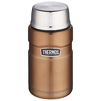 Thermos® King Large Copper Food Flask alt image 1