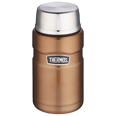 Thermos® King Large Copper Food Flask