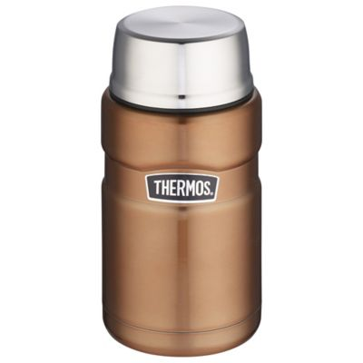 Thermos&174 King Large Copper Food Flask
