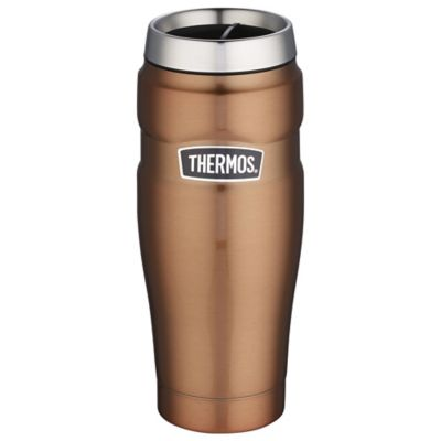 Thermos&174 King Copper Tumbler Flask 470ml