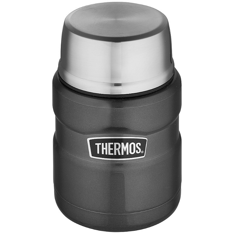 Thermos® King Grey Small Food Flask