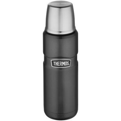 Thermos&174 King Grey Small Flask