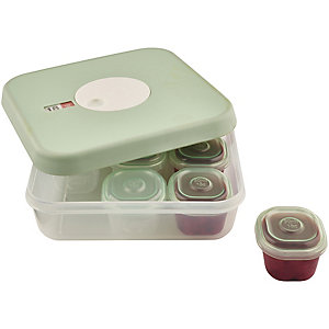 Joseph Joseph® 10-Piece Dial Baby Food Set