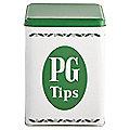 PG Tips Tin