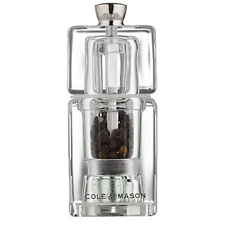 Cole & Mason Mini Cube Pepper Mill