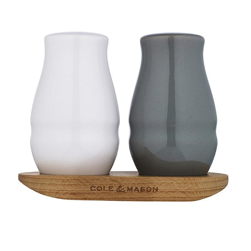 Cole & Mason Ceramic Shaker Set