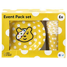 Pudsey Events Set