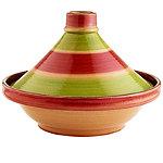 Traditionelle Marrokanische Tajine aus Steingut, 1,2 L