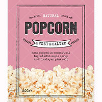 Lakeland Natural Sweet & Salted Popcorn