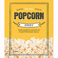Lakeland Natural Sweet Popcorn