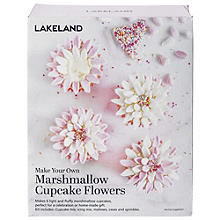 Lakeland Marshmallow Cupcake Flowers Kit