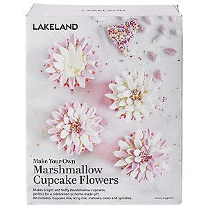 Lakeland Marshmallow Cupcake Flowers Kit