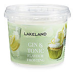Lakeland Gin & Tonic Flavour Frosting