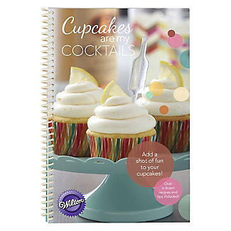 Wilton Shot Tops Recipe Book and Topper Infuser Set alt image 2