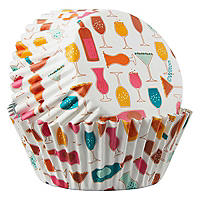 36 Wilton® Cocktail Cupcake Cases