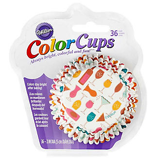 36 Wilton® Cocktail Cupcake Cases alt image 3