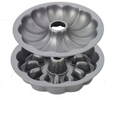 Fillables  Cm Fluted Ring Cake Tin