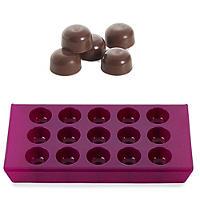 Gewölbte Schokoladenform