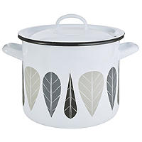 Leaves Casserole with Lid 3.5L