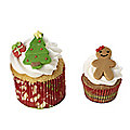 Wilton Gingerbread Royal Icing Toppers