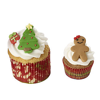 Wilton Gingerbread Royal Icing Toppers alt image 1