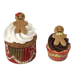 Wilton Gingerbread Royal Icing Toppers alt image 2