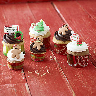 Wilton Gingerbread Royal Icing Toppers alt image 4