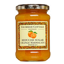 Thursday Cottage Reduced Sugar Orange Marmalade
