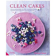 Clean Cakes Book